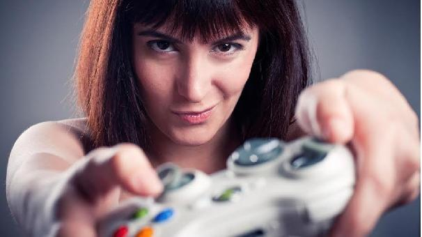 The Rise of the Female Gamer
