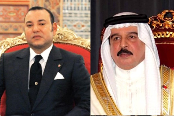 King Mohammed VI Holds Talks with King of Bahrain