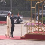 Video: China Welcomes King Mohammed VI