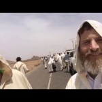 Jews From NY Wearing Local Garb Visit Remote Village In Morocco