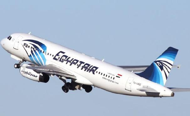 Threats Scribbled on EgyptAir Plane Prior to Crash