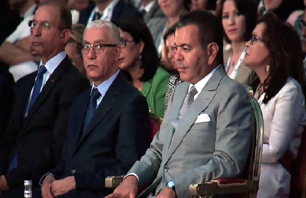 HRH Prince Moulay Rachid Chairs in Tangier MedCop Opening Ceremony