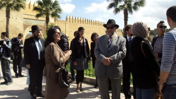 Jewish and Muslim Coexistence in Morocco:  A Lesson to Learn From