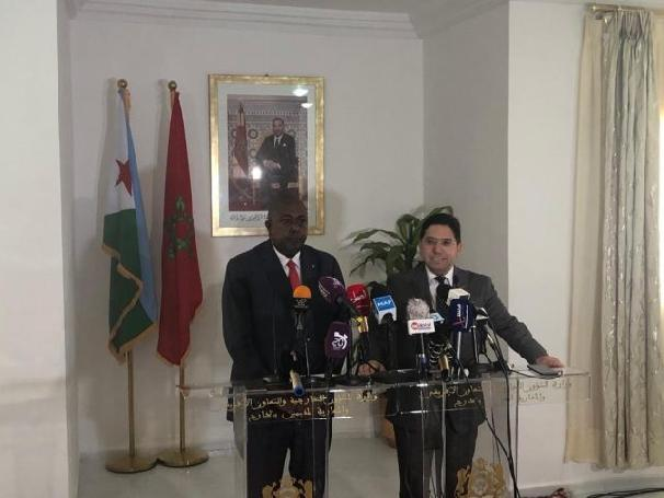 Djibouti Opens General Consulate in Dakhla