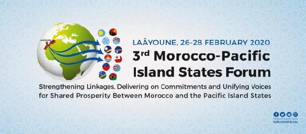 Laayoune to Host 3rd Morocco-Pacific Islands States Forum